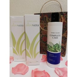 Aloe vera Facial cleaning foam