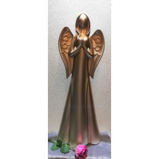 Moderne grote engel.