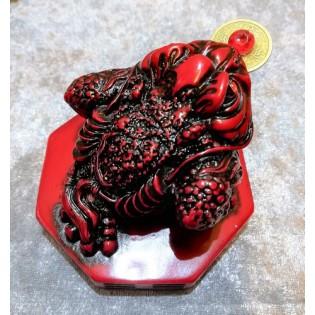Feng Shui kikker .